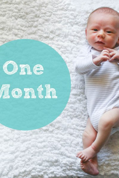 Rohen Pierce | One Month Old