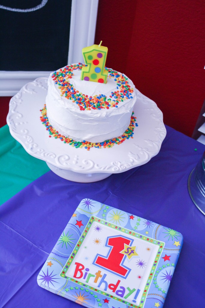 First Birthday Monster Bash | Southern Made Blog
