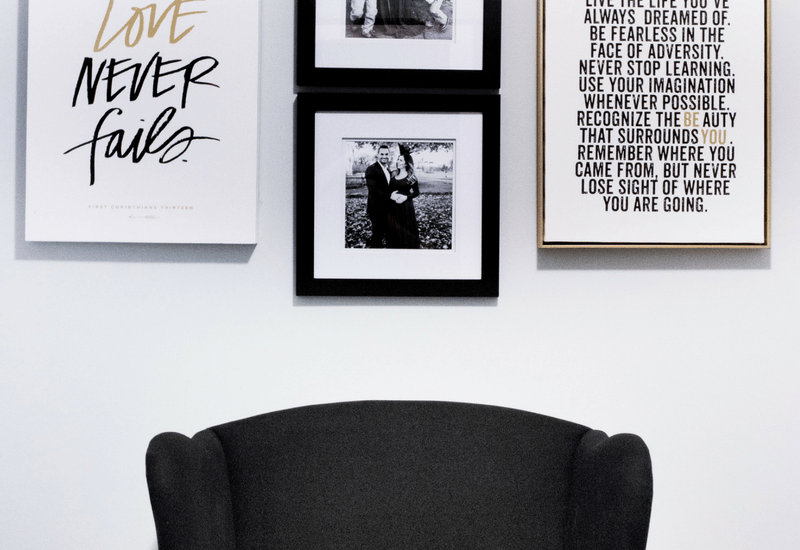 Home Office Tour | Southern Made Blog