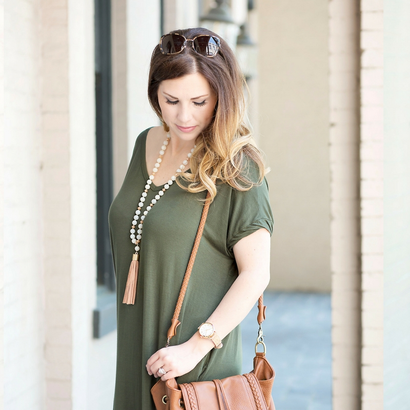 Maternity Style | Comfy Chic