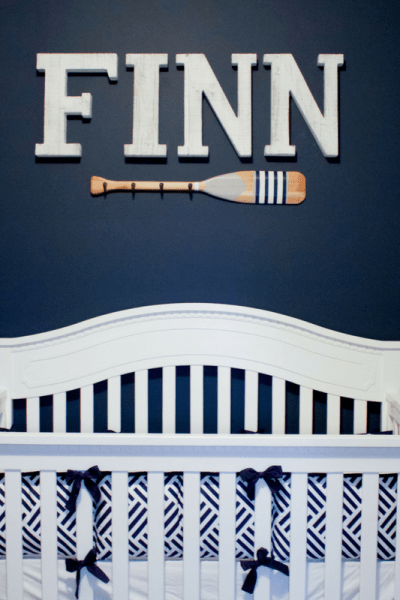 Home Tour | Finn's Nautical Nursery