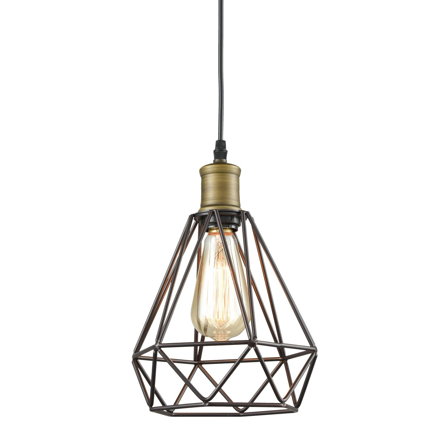 Light Pendants Farmhouse Light Fixtures Under 200 On Amazon