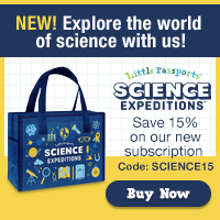Little Passports Science Expedition