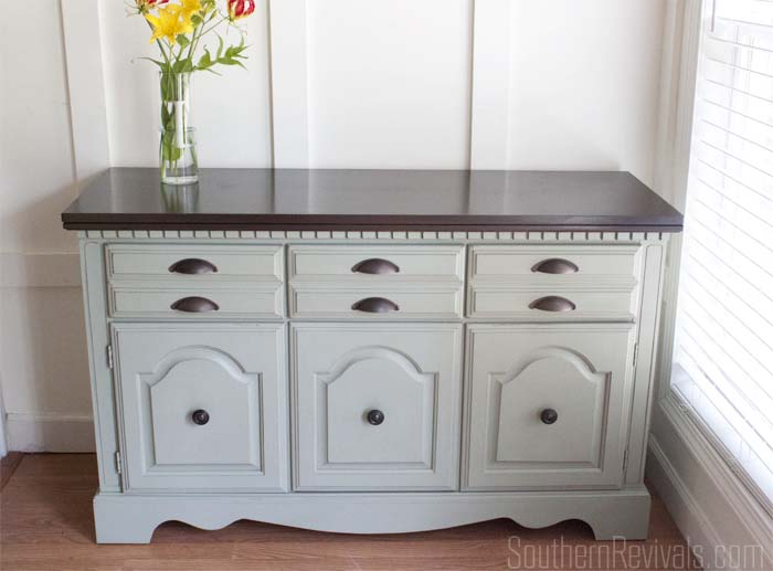 Buffet Or Sideboard Difference Client Files | Vintage Sideboard Buffet Dresser Makeover