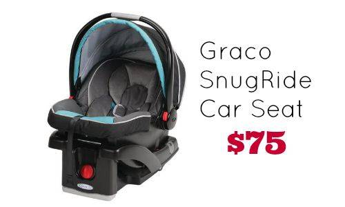Infant Car Seat Expiration Walmart Deal Graco Snugride Car Seat 75 Shipped