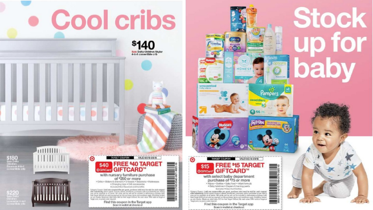 Target Baby Wipes Target Baby Gift Card Coupons Diapers Formula Furniture