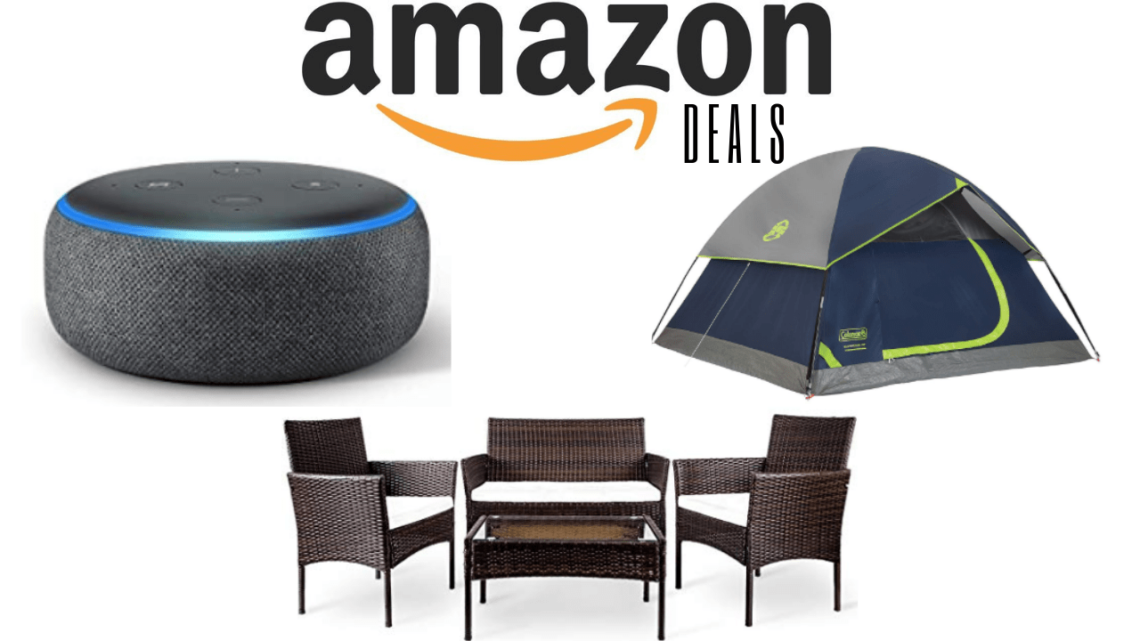 Amazon Sofa Deals Echo Dot For 29 99 More Amazon Deals Southern Savers