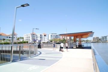 Southern Stainless-Brisbane Riverwalk Rebuild