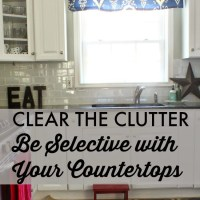 Spruce Up Your Kitchen- Be Selective With Your Counters