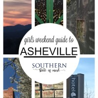 Girls Weekend Guide to Asheville