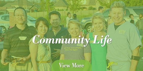 Southern Trace Community Lifestyle