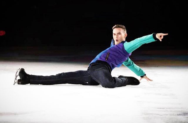 Adam Rippon Didn\u0027t Win the Gold But He Won Our Hearts Sports - jason rippon