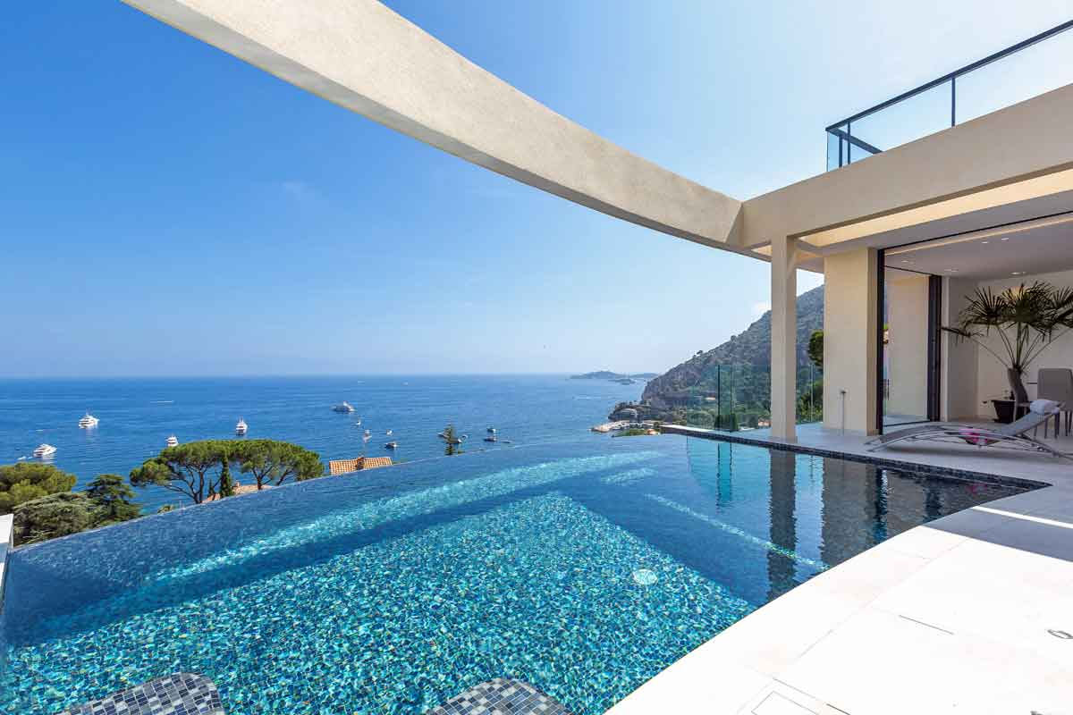 Luxury Holiday Villa With Pool Cote D Azur Luxury Holiday Villa With Heated Pool To Rent In Eze