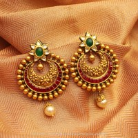 Manubhai Jewellers Designs ~ South India Jewels