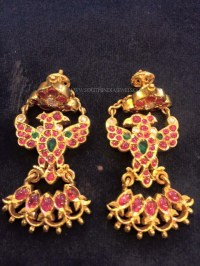 Antique Gold Earrings Designs - Best 2000+ Antique decor ideas