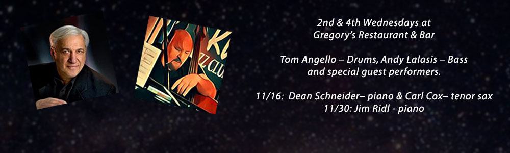 Tom Angello's All Star Jazz Series