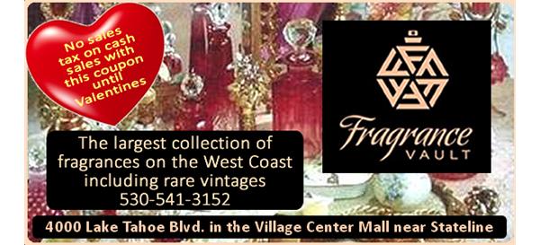 Fragrance Vault coupon heart