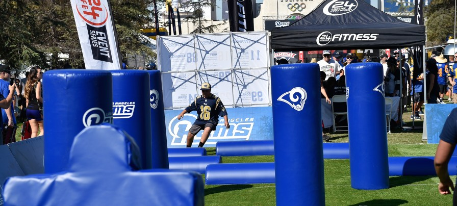 24 HR Fitness Obstacle Challenge
