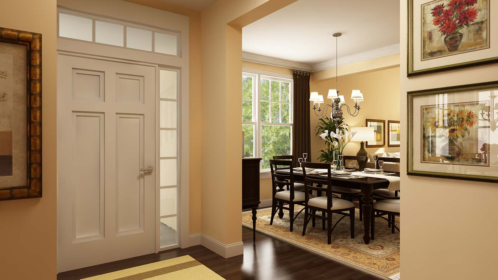 Dining Room Entry Designs 55 43 Communities In Ma Southport On Cape Cod Award