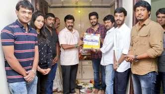 Vishnu Vishal Studioz Production No 3 Movie Pooja