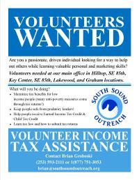 Volunteers Needed Flyer   www.pixshark.com - Images ...