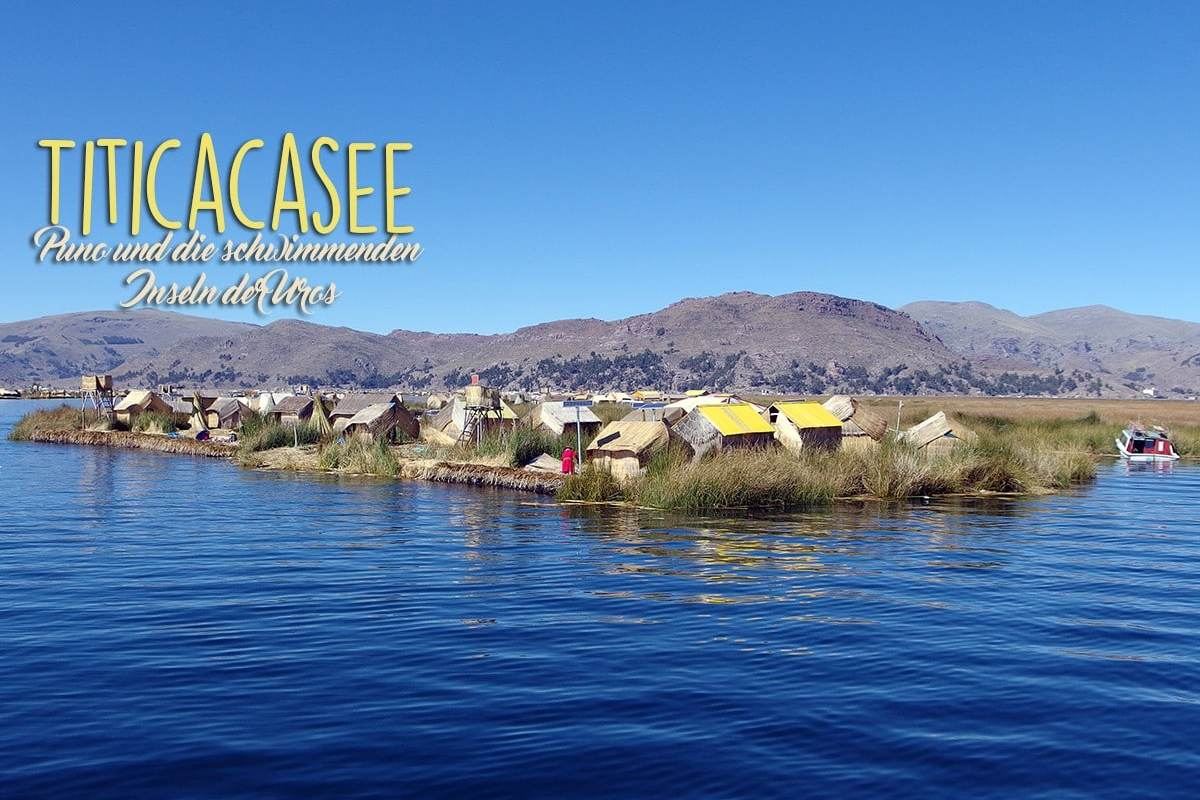 Titicacasee Tour