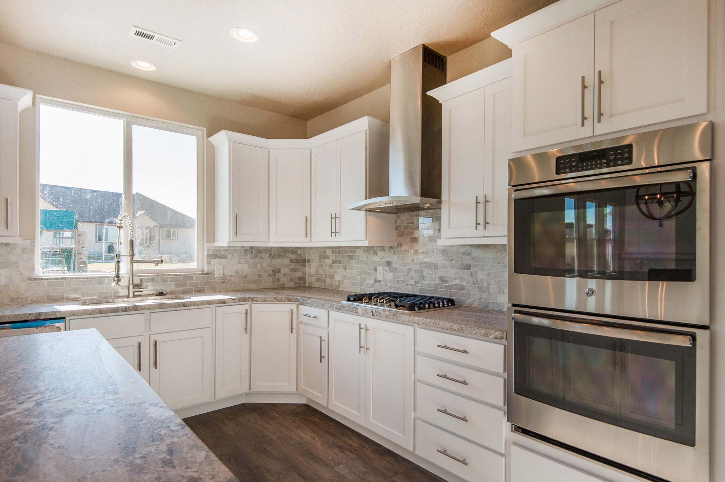 Alpine White Granite The Extended Alpine In Gray – South Valley Proper
