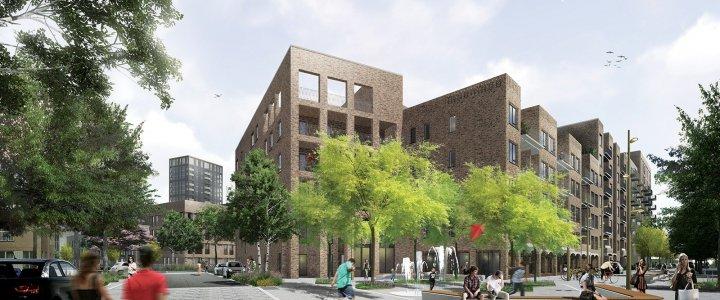Southwark Southwark Notes - whose regeneration? - new blueprint centre aylesbury
