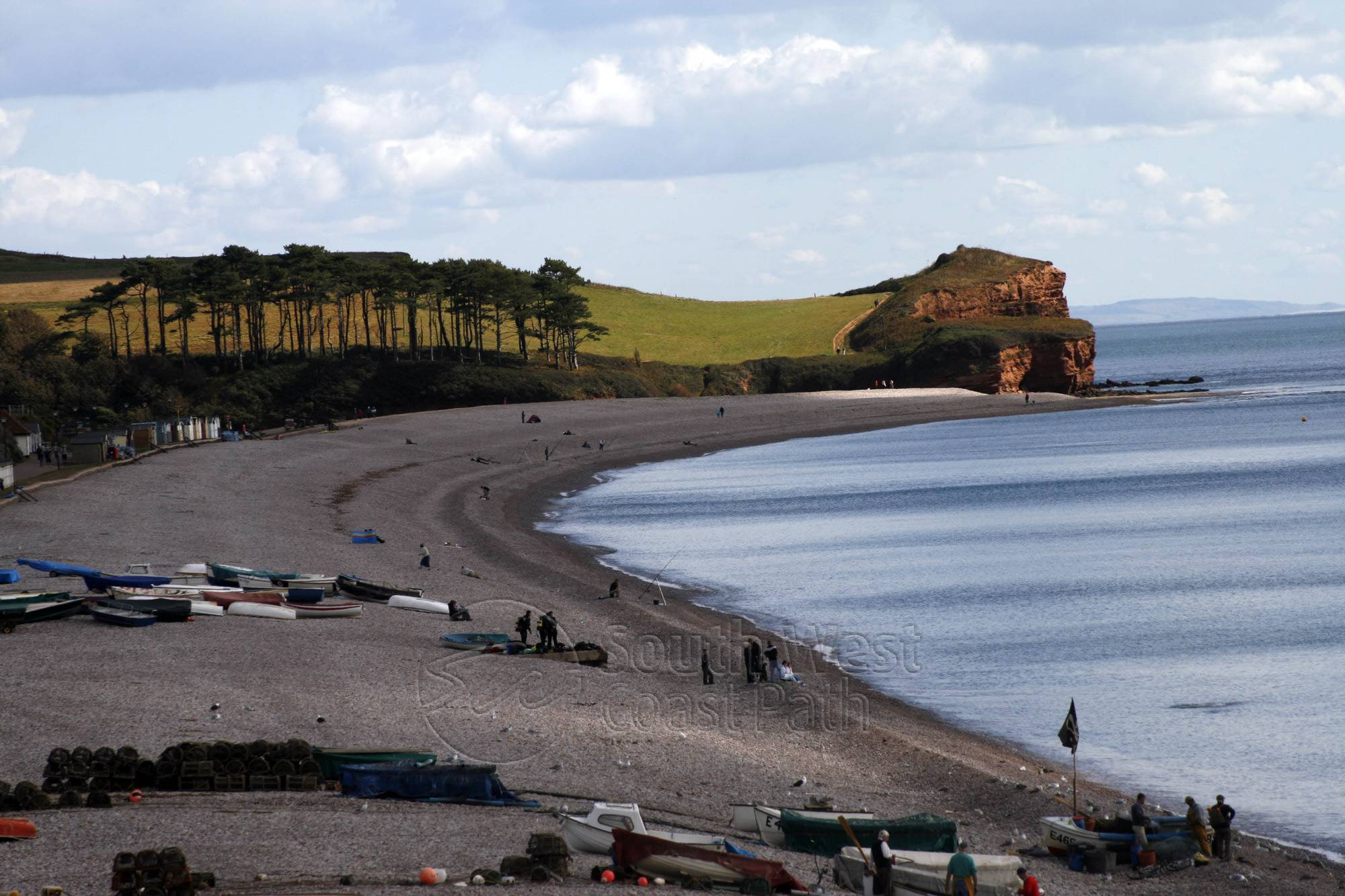 Bed And Breakfast Budleigh Salterton Colaton Raleigh To Budleigh Salterton Walk South West Coast Path