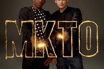 Using brilliant musical techniques, MKTO manages to get a clear message about todays society while camouflaging it in catchy pop music.  Similar Artists: Hoodie Allen, Chiddy Bang, Kid Cudi  Grade: A+  Photo Courtesy of Columbia Records