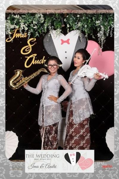Souvenir Pernikahan Foto Booth Jogja