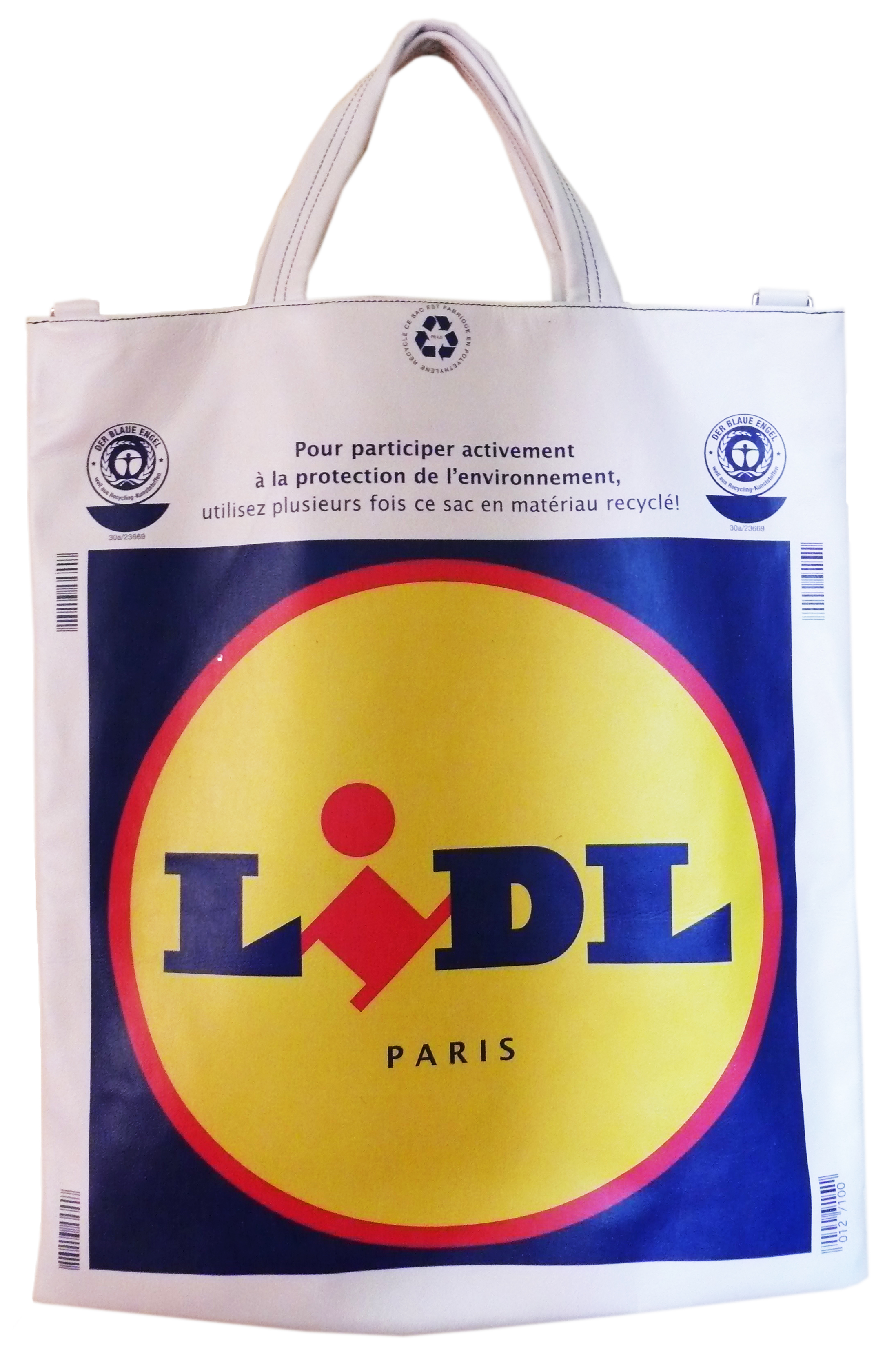 Exterieur Lidl Souvenirs From Earth Tv Channel For Film Video Art