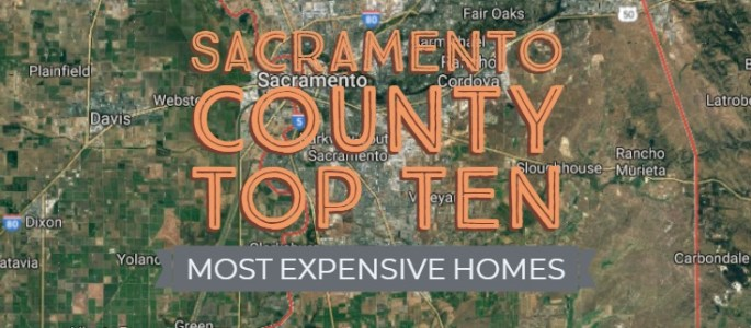 Top 10 Most Expensive Sacramento County Homes Sold In 2018