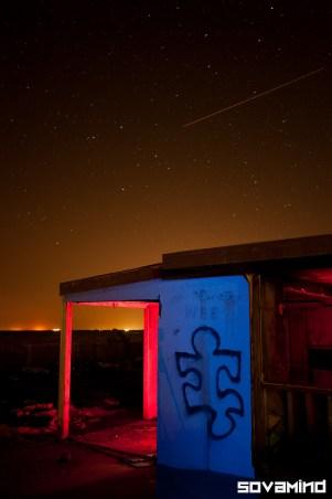 Salton Sea, California.