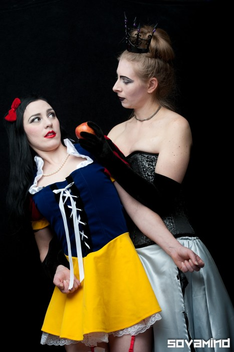 Snow White and the Evil Queen