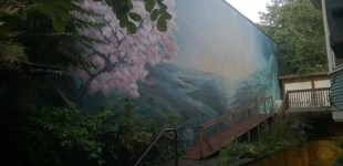 Southeast PDX Murals, Graffiti, and More