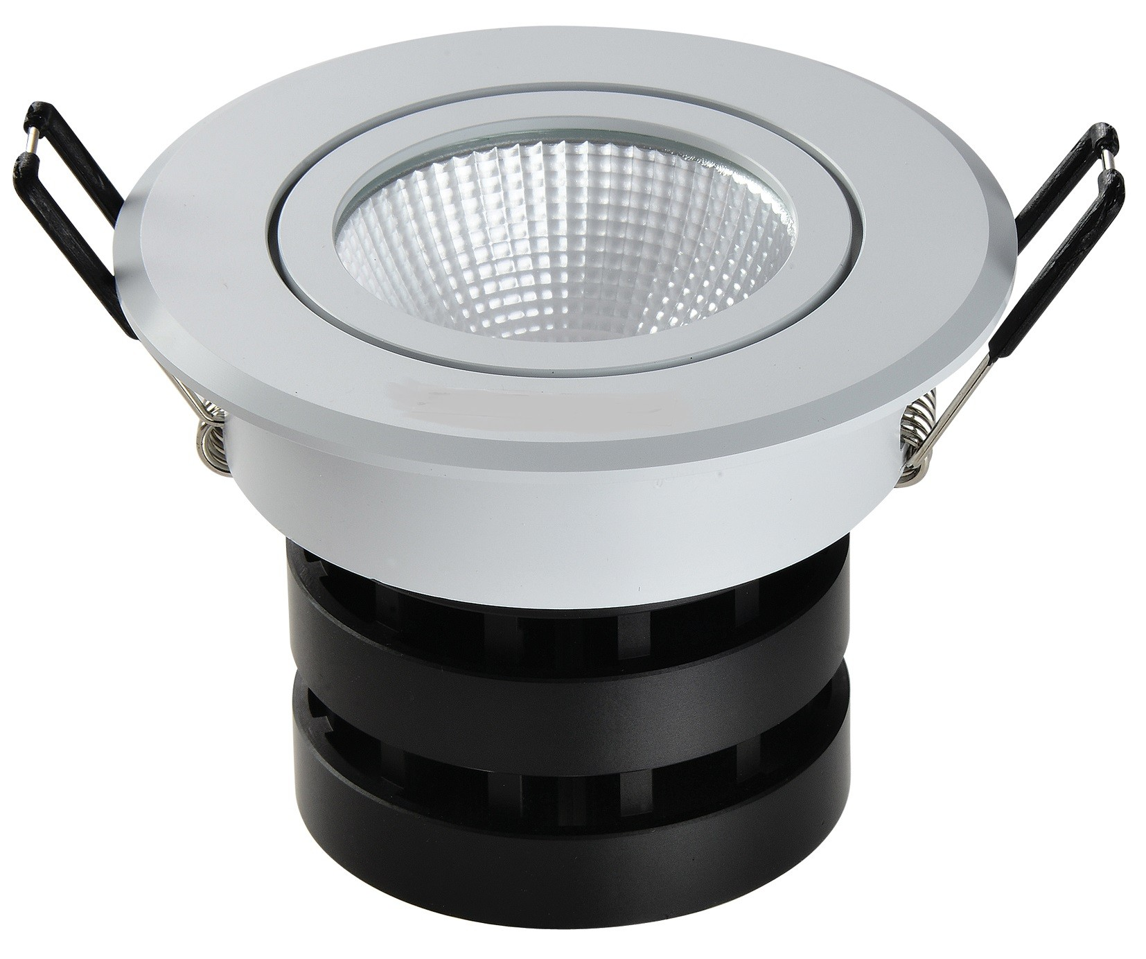 Spot Led Gu10 Exterieur Spot Led Rond 6w Encastrable Dimmable Et