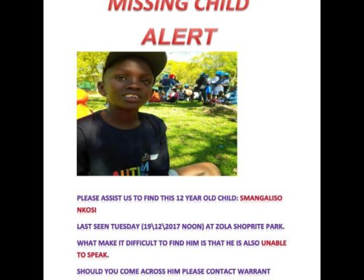 Update Missing boy reunited with family Westside Eldos - make a missing person poster