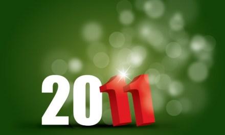 Feliz Año 2011 a todos los lectores de Soy Plastic