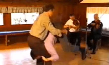 El baile folclórico más extraño
