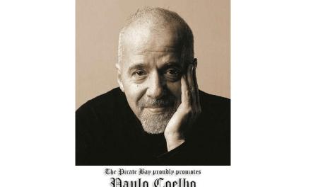 Paulo Coelho apoya las descargas desde The Pirate Bay