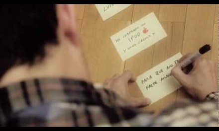 Mensaje Post-it-ivo (Corto de humor)