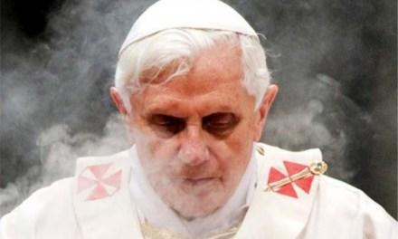 Sólo tengo una cosa que decir sobre la dimisión de Ratzinger
