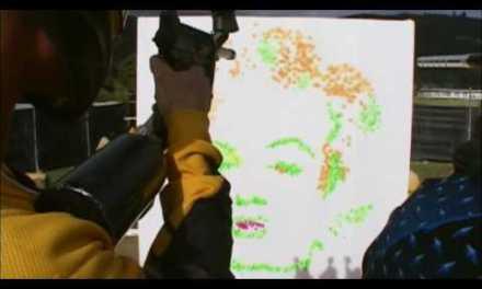 Paintball Pop Art