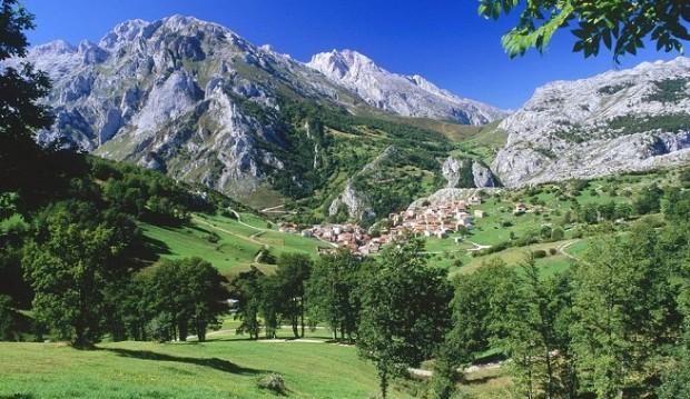 Parque Nacional de Picos de Europa (Asturias, Cantabria y Castilla y León)