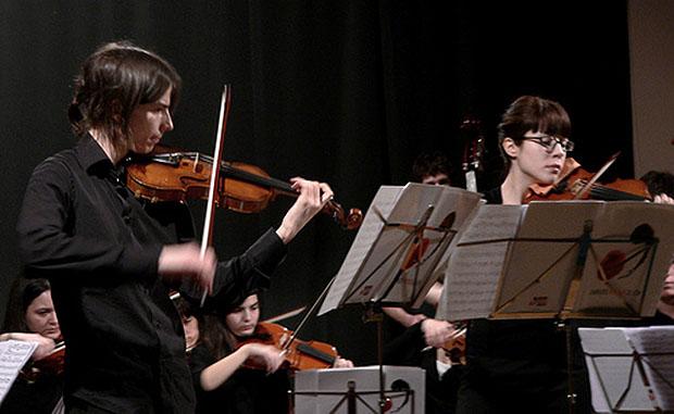 Orquesta Juventudes Musicales Universidad de Leon - puntoycom.org