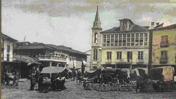 Foto antigua de Cacabelos