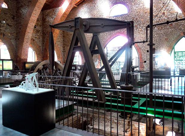 Museo de la Siderurgia y la Minería de Castilla y León de Sabero