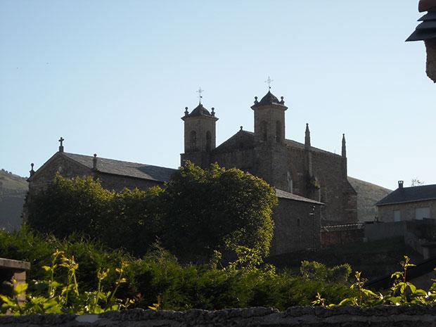 Iglesia de San Francisco de Villafranca del Bierzo