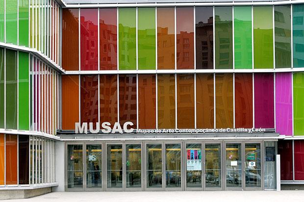 Museo de Arte Contemporáneo de Castilla y León, MUSAC